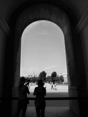 Arch With A View
